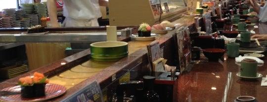 Sushi Choushimaru is one of Sushi.
