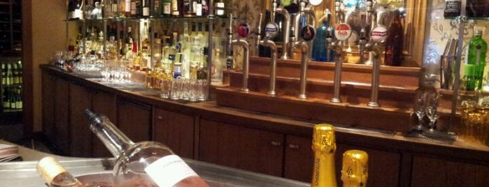 Bar Boulud is one of London.