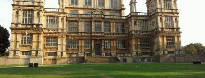 Wollaton Hall & Deer Park is one of The great outdoors.