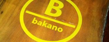 Bakano is one of Lugares que conozco en Baires! y Vamos por más....