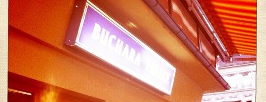 Buchara Palace is one of wien.