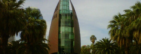 The Bell Tower is one of Around The World: SW Pacific.