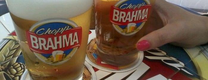 Quiosque Chopp Brahma is one of Goiânia Shopping.