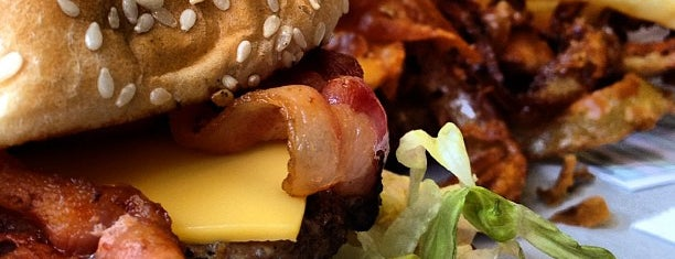 Broiler Bay Burgers is one of Washington State - (King County).