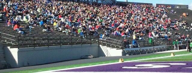 Perkins Stadium is one of DrumCorps 2012.