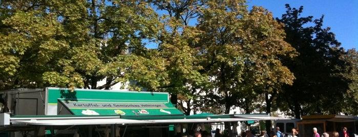 Wochenmarkt is one of München.