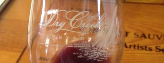 Dry Creek Vineyard is one of Out of town.