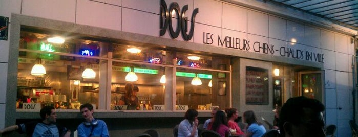 Dog's Café is one of FatList - Pourquoi pas ?.