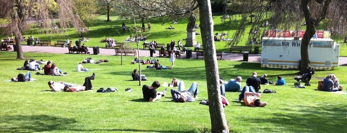 West Princes Street Gardens is one of Must visit Edinburgh Attractions.
