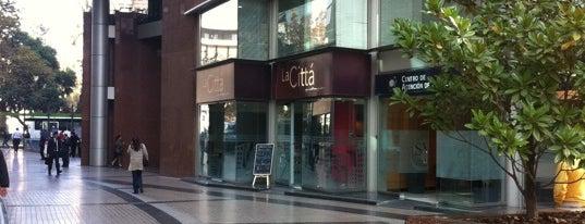 La Cittá Downtown is one of Ruta de cafés, sandwich, almuerzos.