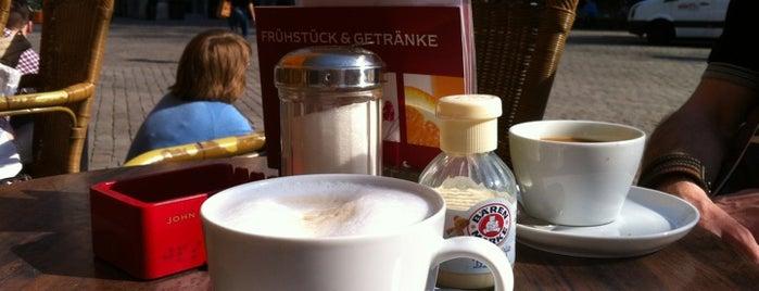 Kranich is one of Coffee - Café - Kaffee.