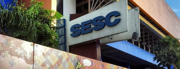 Sesc Santana is one of Lazer.