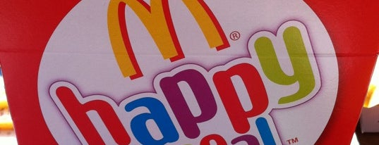 McDonald's is one of Paulien : понравившиеся места.