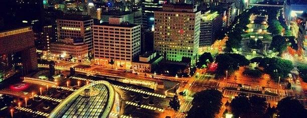 名古屋テレビ塔 スカイデッキ is one of 思い出の場所.