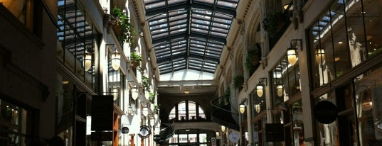 Grove Arcade is one of Stuff to do in Asheville.