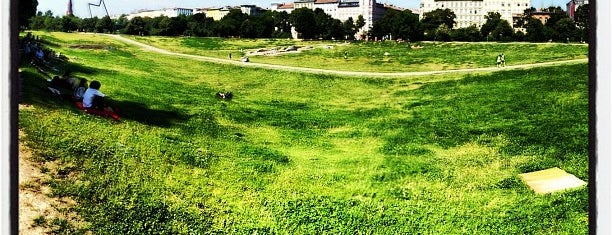 Görlitzer Park is one of Berlin To-Do.
