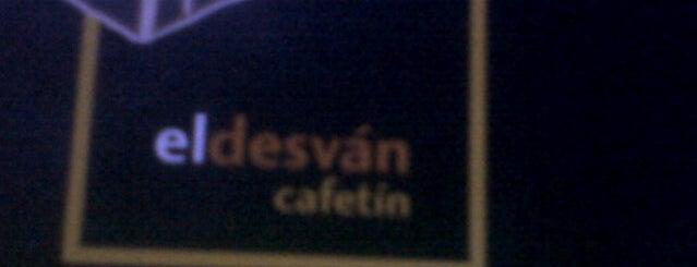 El Desván Cafetín is one of Tempat yang Disukai 3A INGENIERÍA EFICIENTE.