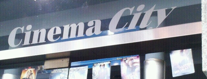 Cinema City is one of Cines a los que fuí.