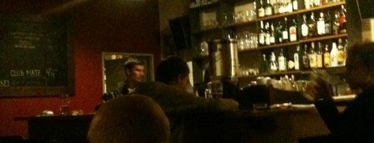 Café Jericho is one of prazsky bary / bars in prague.