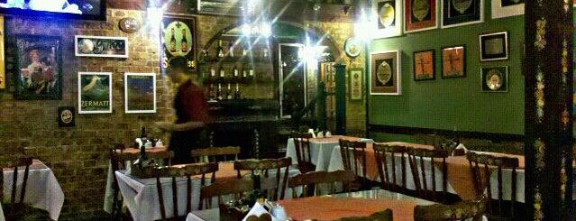 Schullas Restaurant & Chopperia is one of Tempat yang Disimpan Bruna.