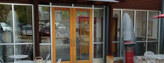 Chipotle Mexican Grill is one of Breanna 님이 좋아한 장소.