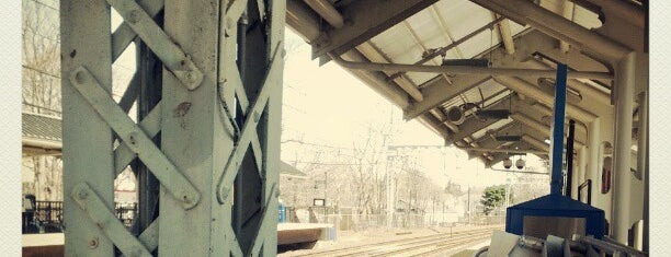 Metro North - Milford Train Station is one of New Haven Line & Northeast Corridor (Metro-North).