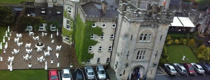 Cabra Castle Hotel is one of Ireland.