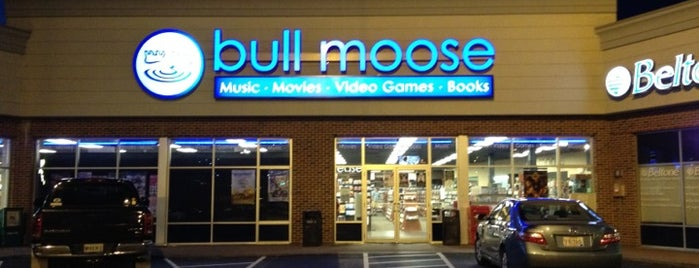 Bull Moose is one of Maine.