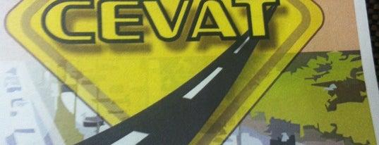 CEVAT - Centro Educacional de Valorização no Trânsito is one of Locais curtidos por Cledson #timbetalab SDV.
