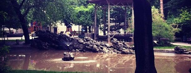 Parcul Ioanid is one of Lugares favoritos de Matei.