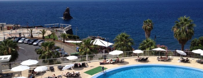 Melia Madeira Mare Resort & SPA is one of Madeira.