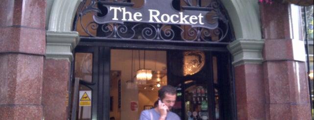 The Rocket is one of Panagiotis 님이 좋아한 장소.