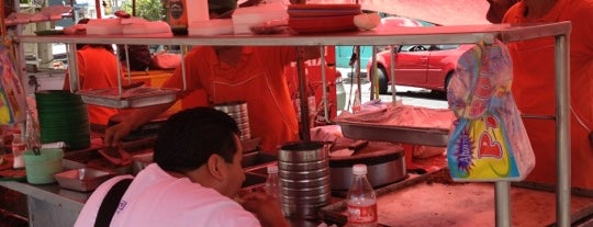 Tacos El Güero is one of Comida.