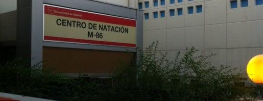Centro de Natación Mundial 86 is one of Locais curtidos por Gabriel.