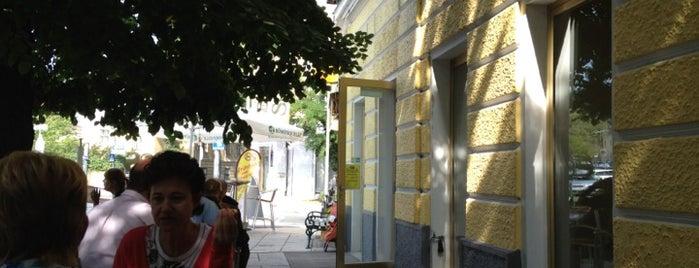 Schwarz Bäckerei is one of Locais curtidos por Karl.