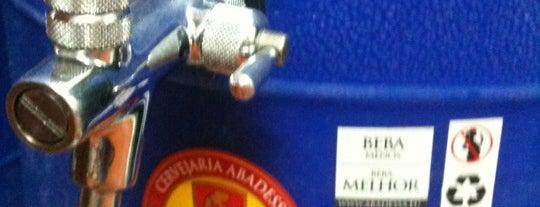 Cervejaria RSW Abadessa is one of Fabioさんの保存済みスポット.