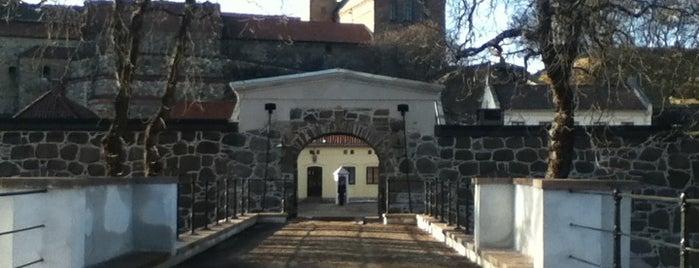 Akershus Festning is one of Oslo City Guide.