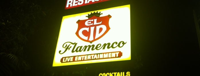 El Cid is one of Pacific Old-timey Bars, Cafes, & Restaurants.