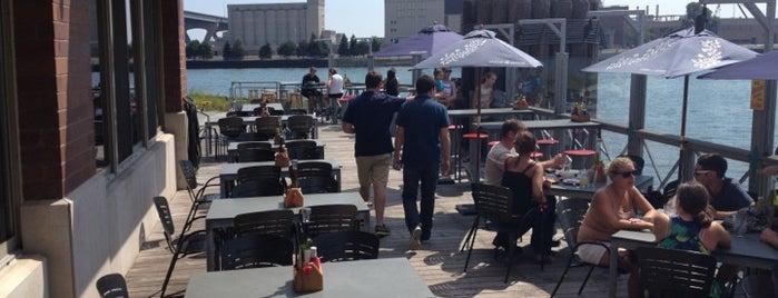 Milwaukee Sail Loft is one of Milwaukee Eats.