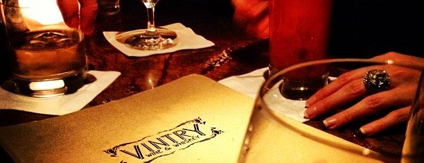 Vintry Wine & Whiskey is one of Good Drinks.