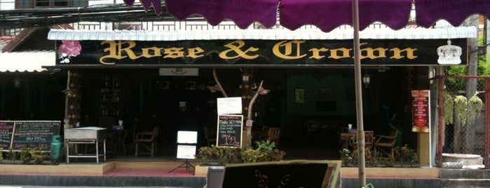 Rose & Crown is one of The best of SE Asia.
