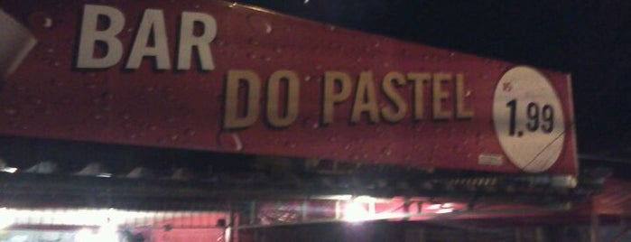 Bar do Pastel is one of Prefeito.