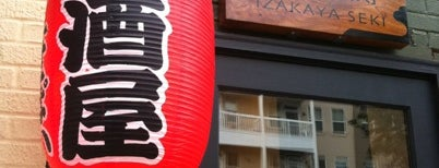 Izakaya Seki is one of DC.