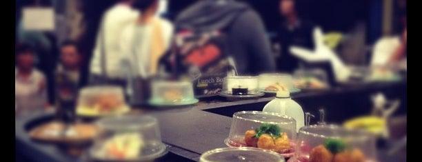 Sushi Hotaru is one of Sushi.