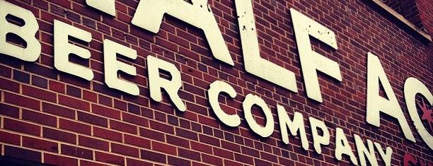 Half Acre Beer Company is one of Beer / Ratebeer's Top 100 Brewers [2017].
