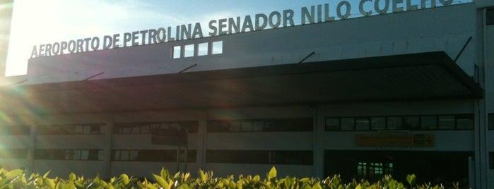 Aeroporto de Petrolina / Senador Nilo Coelho (PNZ) is one of Airports(around the world)Vol 2.