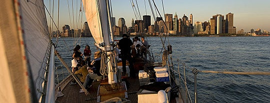 Manhattan By Sail is one of Awesome Places to Go with Friends.