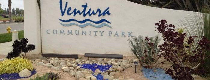 Ventura Community Park is one of Posti che sono piaciuti a Jeff.