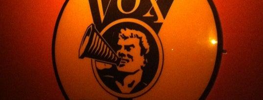Vox Bar is one of Associados Abrasel Paraná.