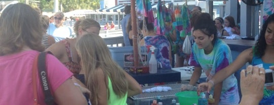 The Salty Dog T-Shirt Factory is one of Hilton Head Kids Activities.
